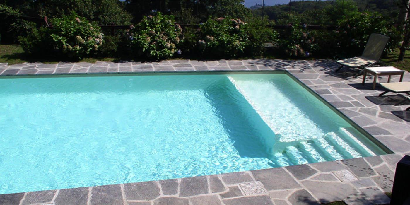 Piscine Interrate,seminterrate,da giardino - Esa Italy Piscine